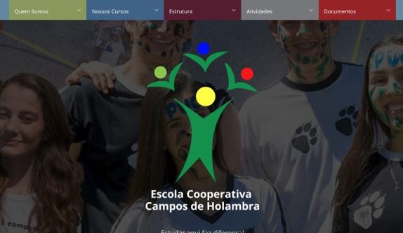 Sites focados em Escola Cooperativa Holambra