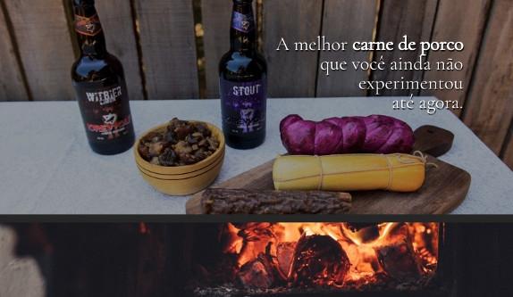 Sites focados em Hotsite - Carne na Lata Mineira