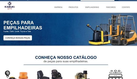 Sites focados em Mercado de Empilhadeiras