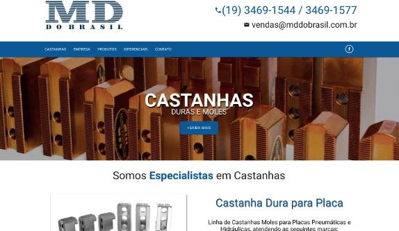 Sites focados em Site - MD do Brasil